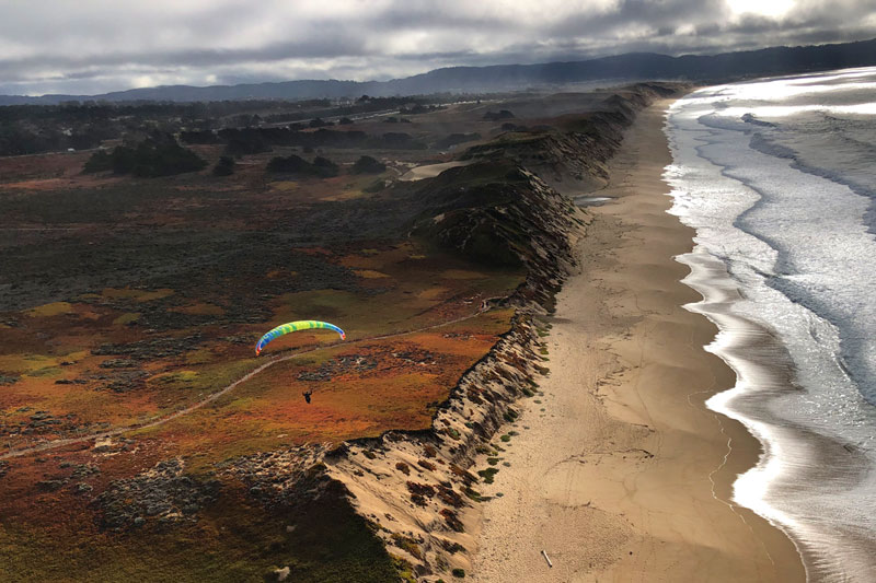 Bay Area Lift Paragliding