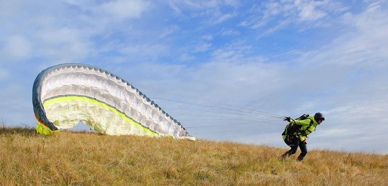 Northern California Bay Area Paragliding School
