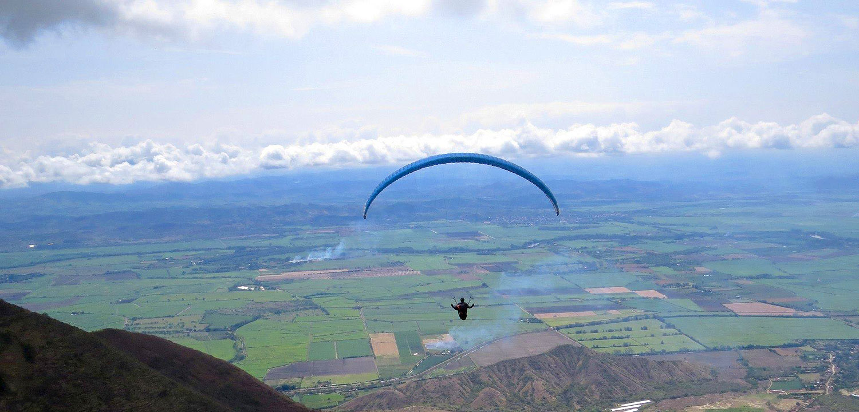 Lift Paragliding | Bay Area Paragliding School | SF Bay Area